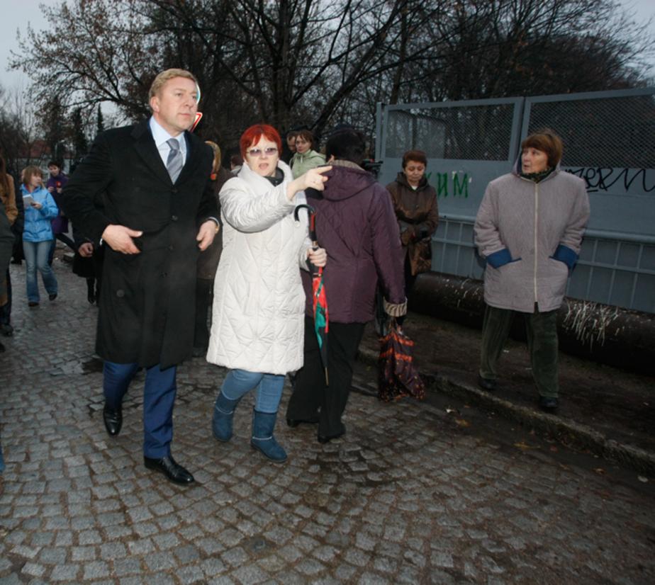 """Ярошук заявил- что замена брусчатки мера вынужденная -""""по двум причинам-"""" - Новости Калининграда"""
