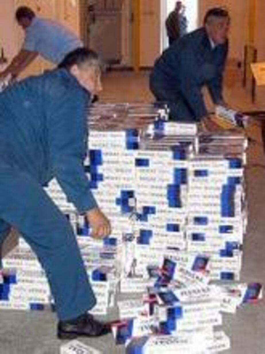 В Польше за два дня уничтожили 14 млн контрабандных сигарет - Новости Калининграда