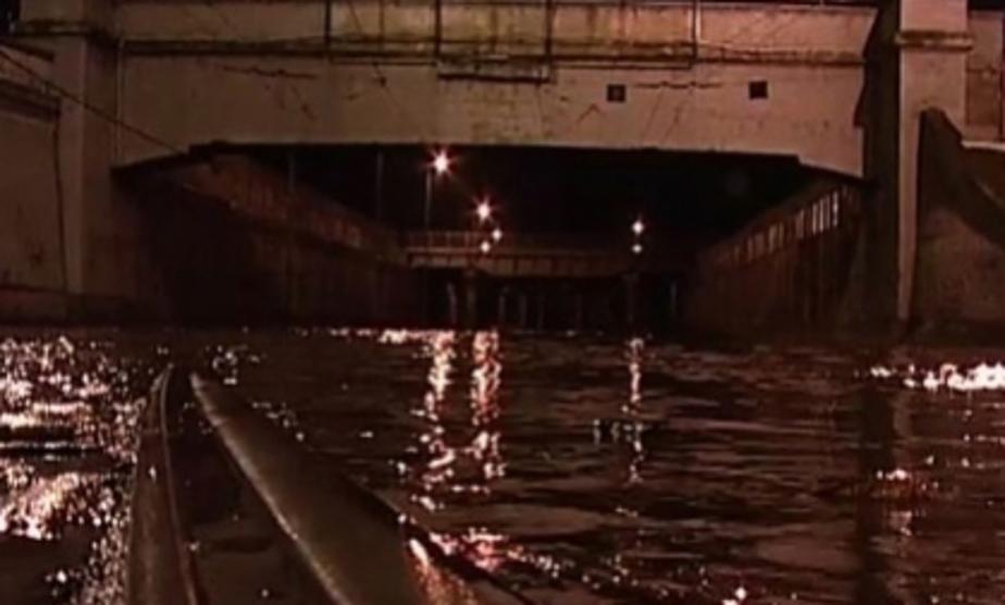 Из-за стихийного бедствия в Калининграде частично меняется движение автобусов - Новости Калининграда