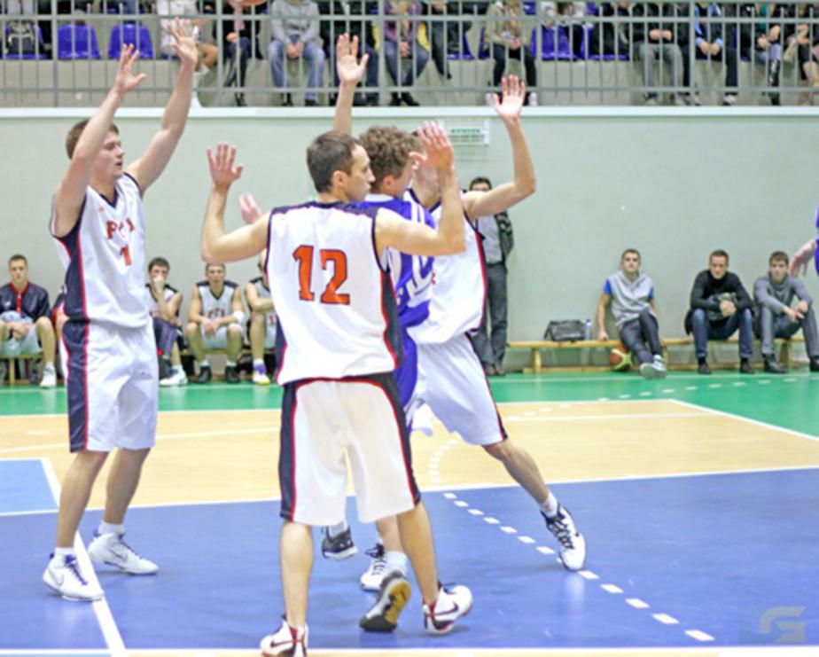 Баскетболисты добрались до экватора - Новости Калининграда
