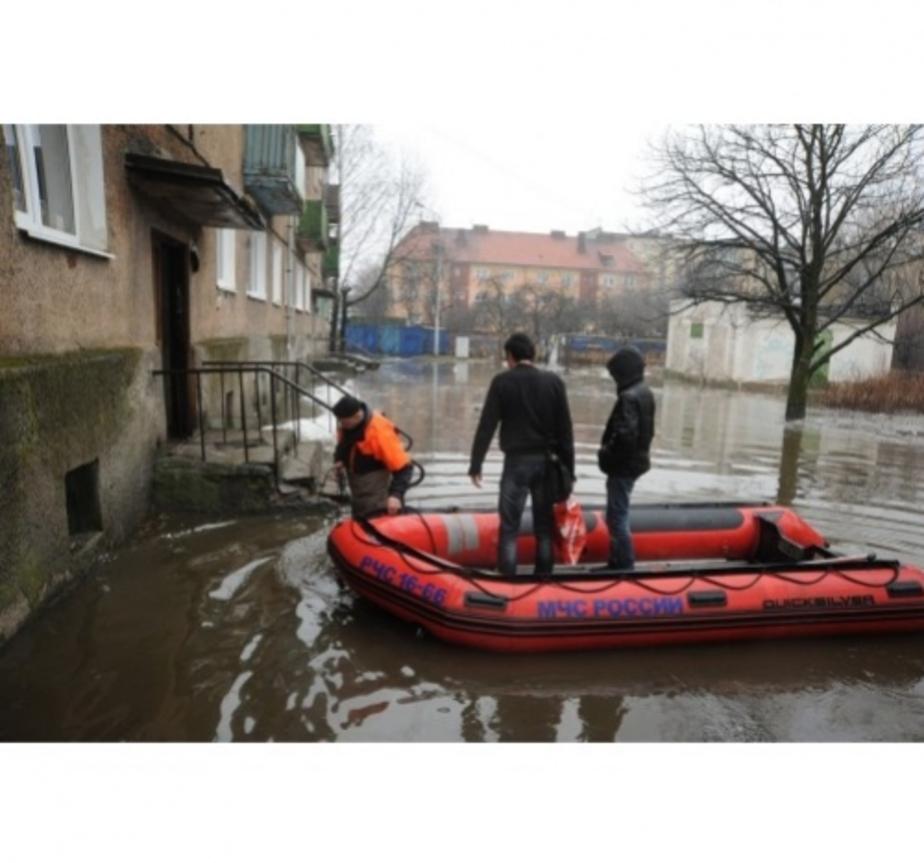 Ураган и паводок обошлись Калининграду в миллиард рублей - Новости Калининграда