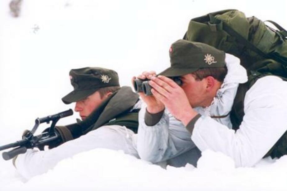 В 3-м форту взрывались гранаты и были слышны автоматные очереди - Новости Калининграда