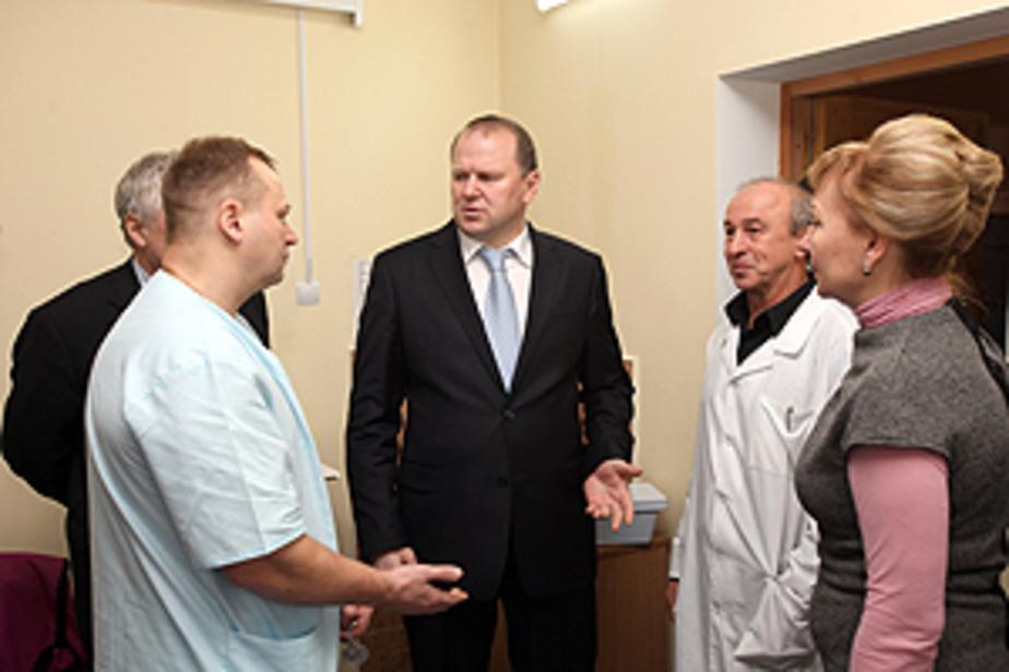 Губернатор удивился зарплате врачей в БСМП- говорили что 20 тыс-- оказалось - 8 тыс- руб- - Новости Калининграда
