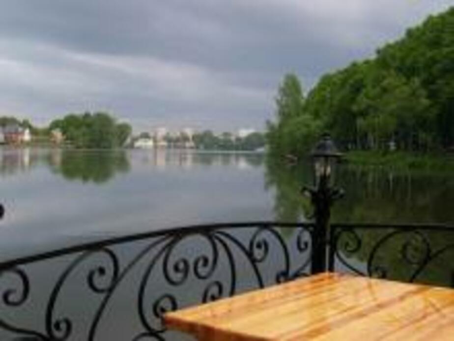 Лапин озабочен чистотой водных источников в Калининграде - Новости Калининграда