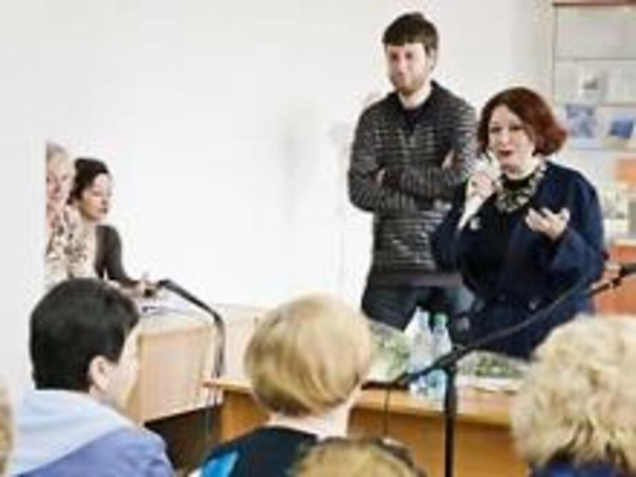 """Мария Арбатова: """"Не хочу дожить до эпохи клонов"""" - Новости Калининграда"""