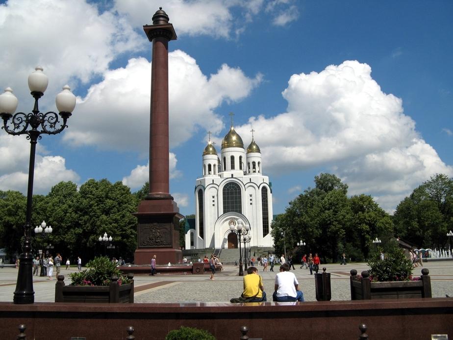 Калининградцы напали на немецких туристов- выкрикивая нацистские лозунги - Новости Калининграда