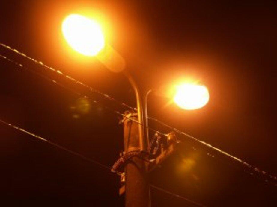 14 улиц Калининграда останутся без освещения - Новости Калининграда