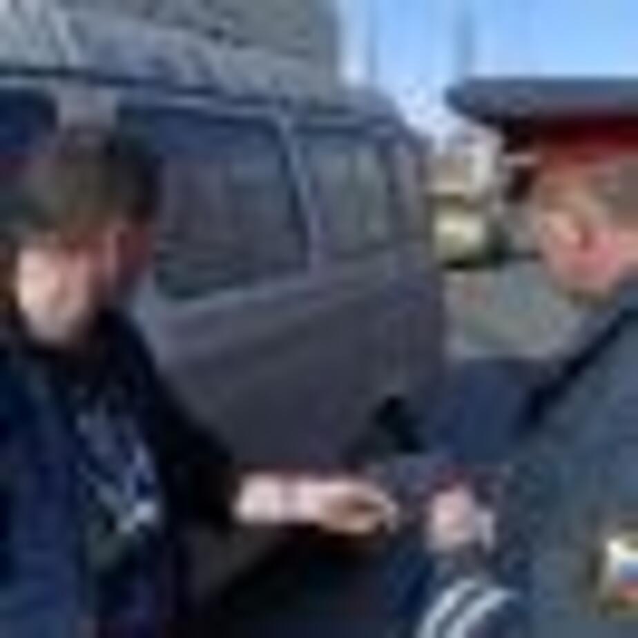 ГИБДД VS МАРШРУТКИ  - Новости Калининграда