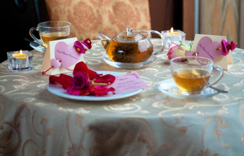 День святого Валентина - отличный повод одарить вниманием своих любимых. - Новости Калининграда