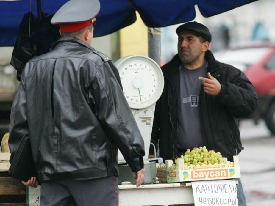 На рынках Калининграда перестали торговать мигранты - Новости Калининграда