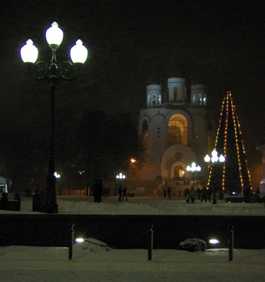 В рождественскую ночь автобусов хватит всем - Новости Калининграда