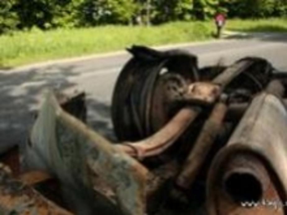 В Советске машина с пассажиркой врезалась в дерево - Новости Калининграда