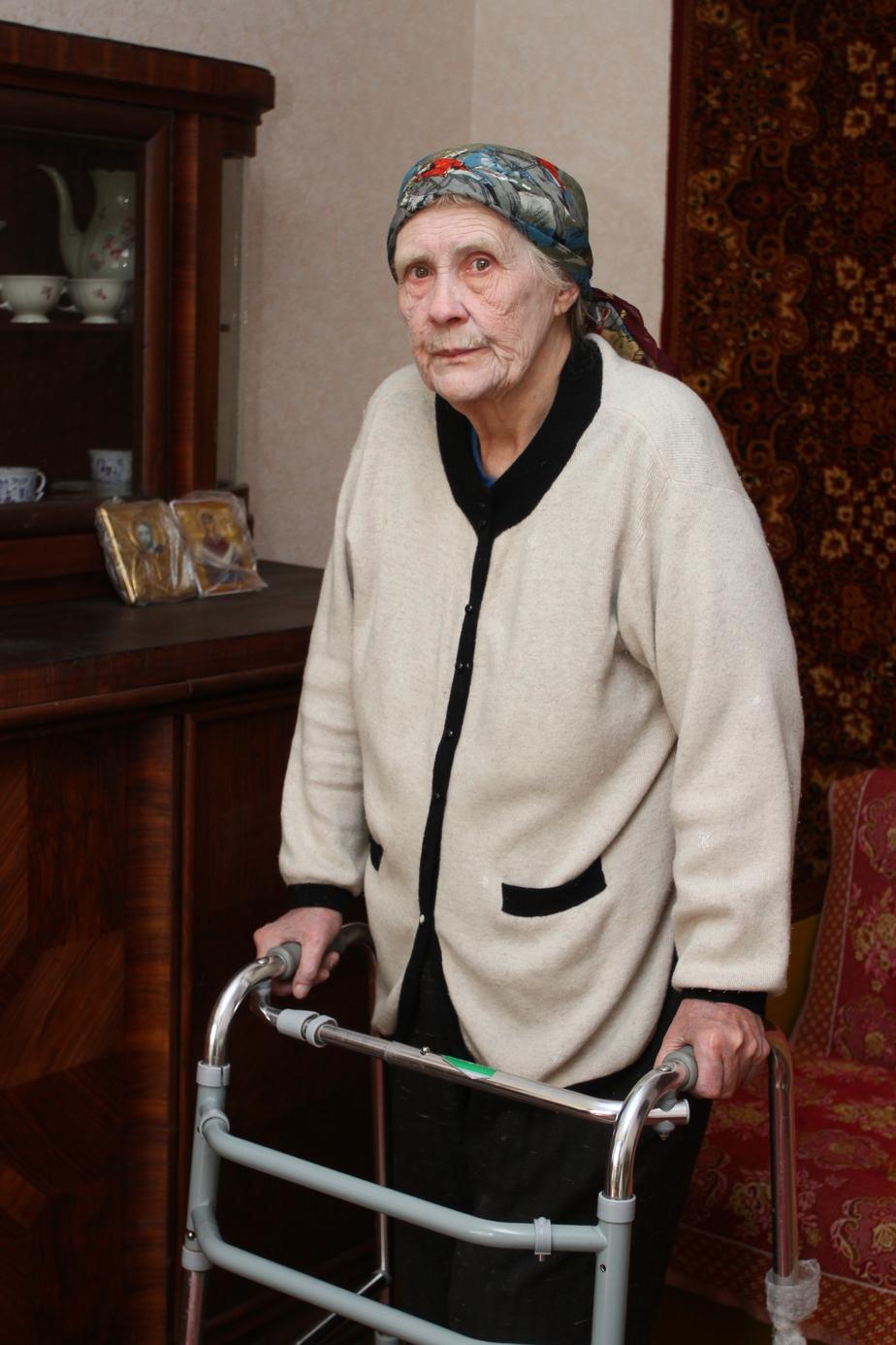 """Пенсионерка получила от -""""БалтАвтоЛайна-"""" компенсацию за прошлогоднюю травму - Новости Калининграда"""