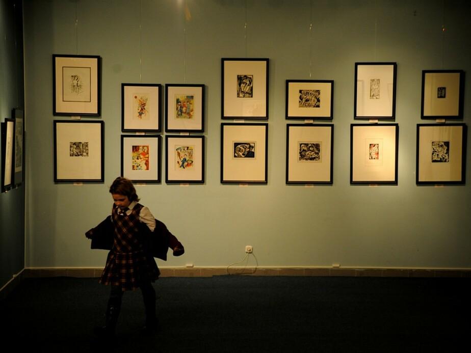 Фоторепортаж- Пикассо- Матисс и Уорхолл в Калининграде - Новости Калининграда