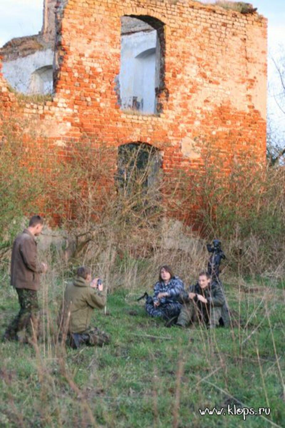 Как снимали фильм -Искатели- Сокровища К-нигсберга- - Новости Калининграда
