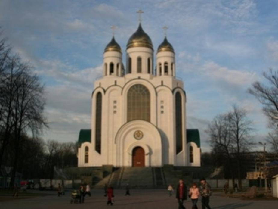 В Калининграде отметят праздник Сретения Господня - Новости Калининграда