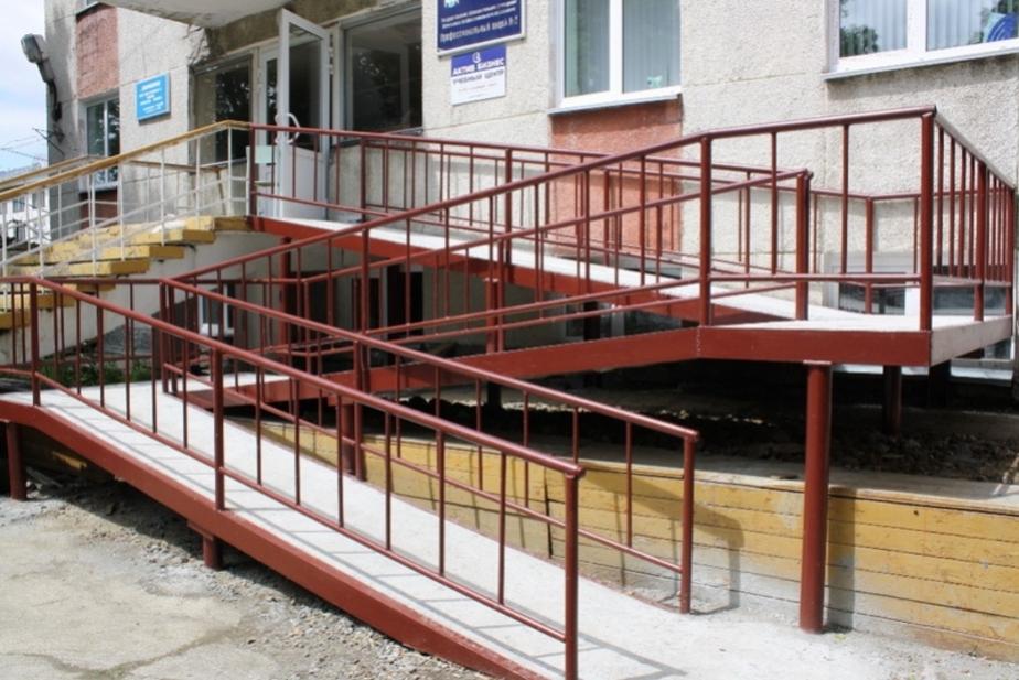 Инвалиды в Озерске не могут попасть в больницу - Новости Калининграда