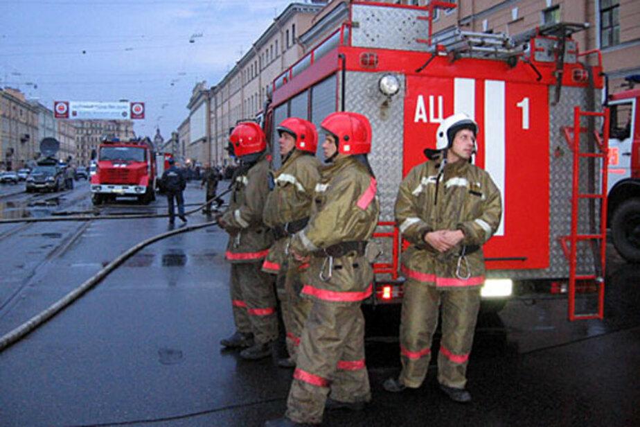В подвале дома в Калининграде при пожаре погиб мужчина - Новости Калининграда
