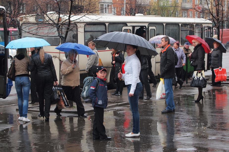 Пригородным автобусам запретят заезжать на остановки в Калининграде - Новости Калининграда