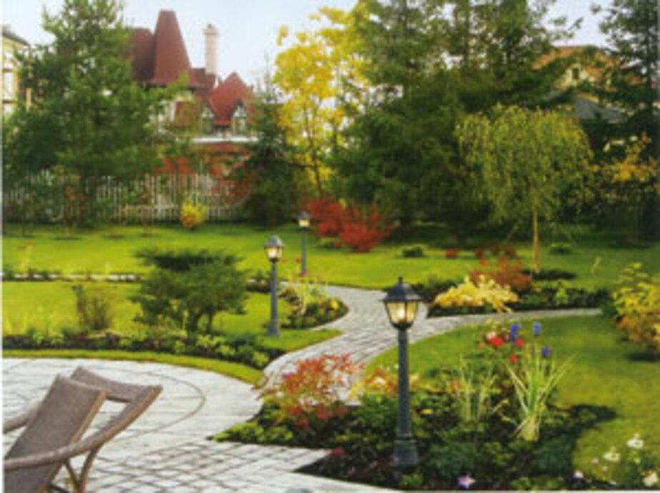 Как превратить придомовую территорию в произведение ландшафтного искусства? - Новости Калининграда