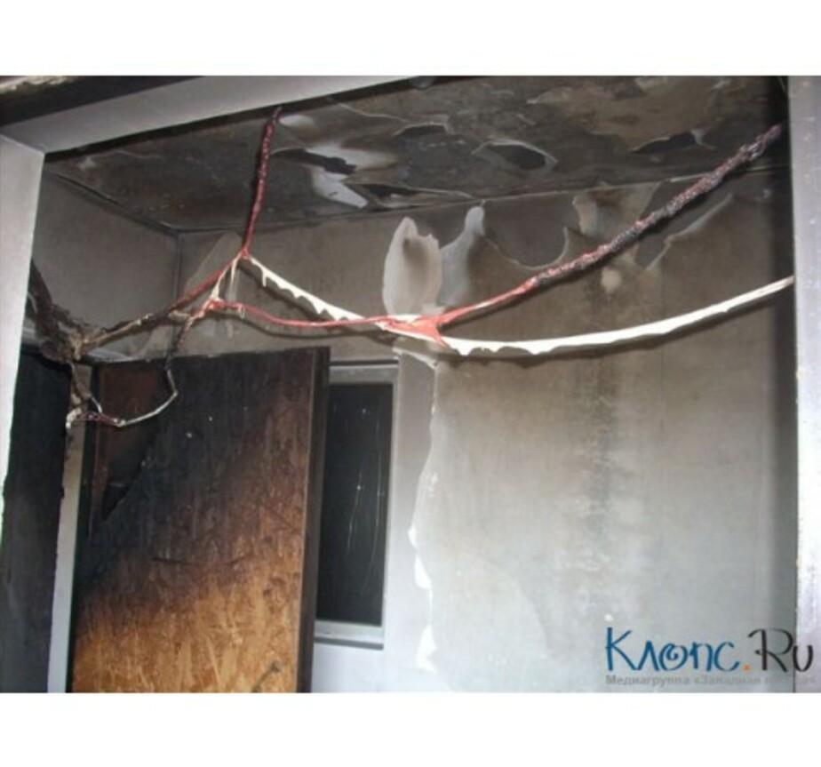 Цуканов о пожаре на Сельме- Не исключено- что кто-то сэкономил на строительстве - Новости Калининграда