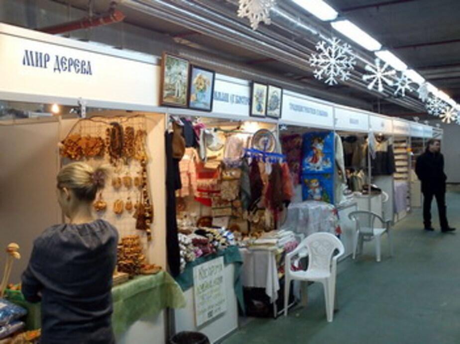 Рождественская ярмарка в Калининграде продлится до 10 января - Новости Калининграда