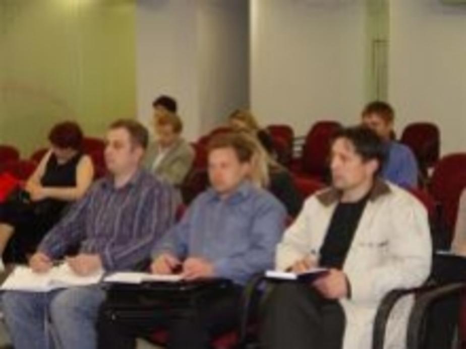 Налоговики провели бесплатный семинар для предпринимателей-новичков - Новости Калининграда