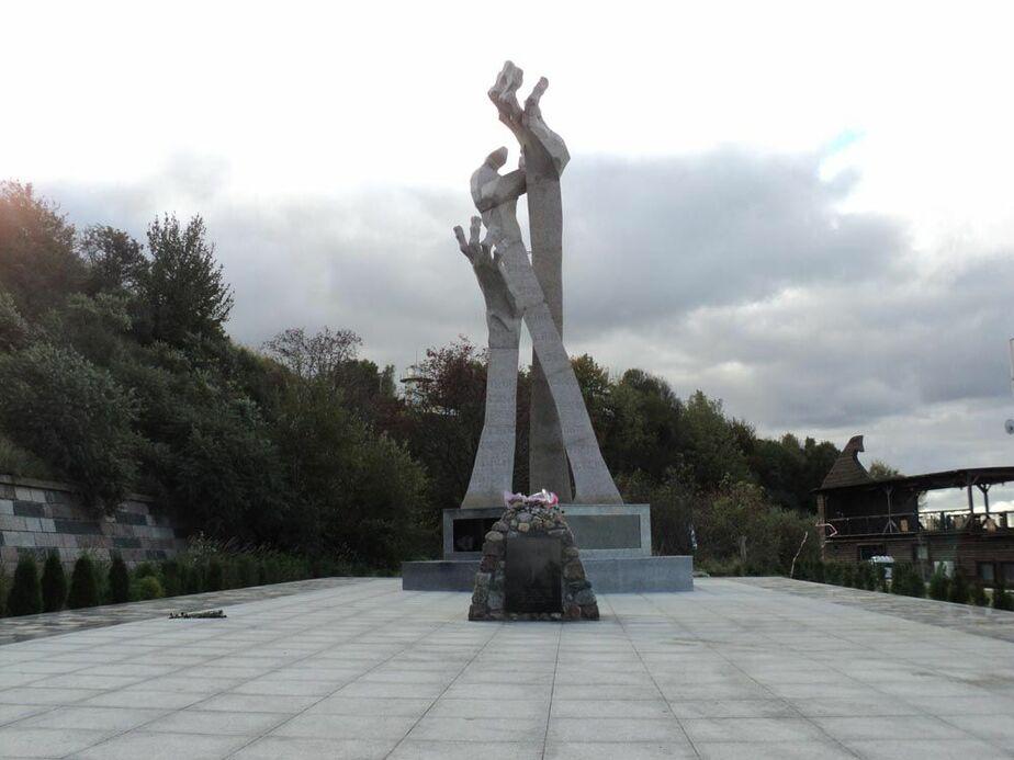 В Янтарном состоится открытие памятника жертвам Холокоста - Новости Калининграда