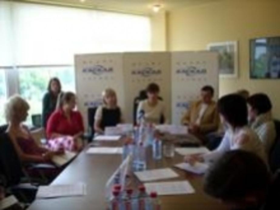 -Каскад- планирует создать этический кодекс для региональных СМИ  - Новости Калининграда