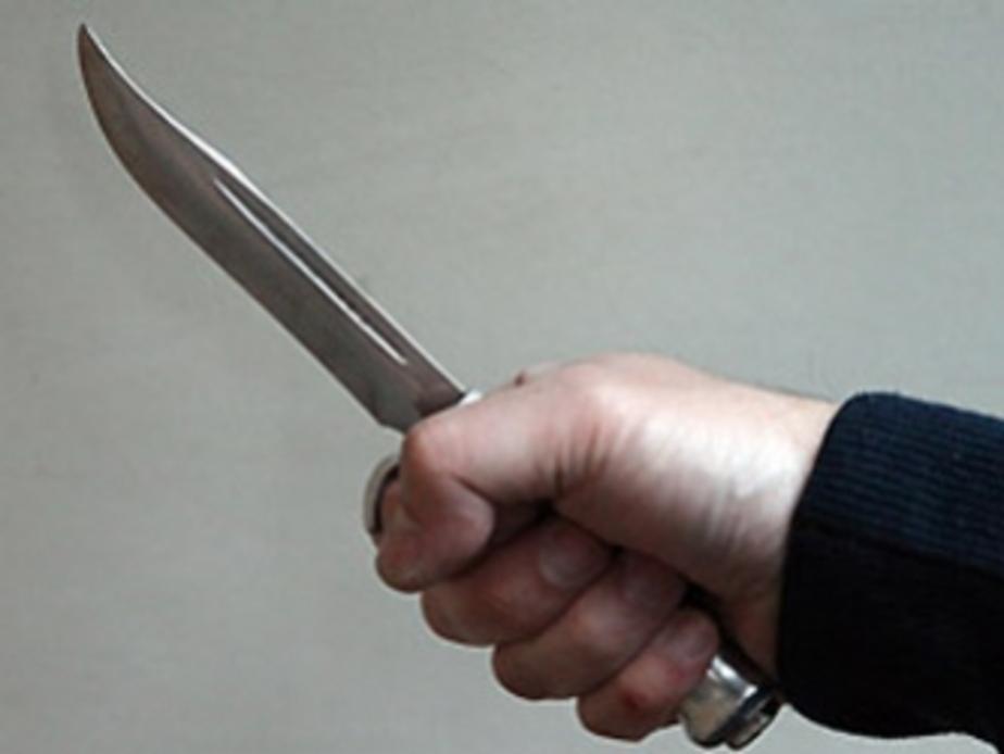 Магазин в Калининграде ограбил фальшивый глухонемой с ножом - Новости Калининграда
