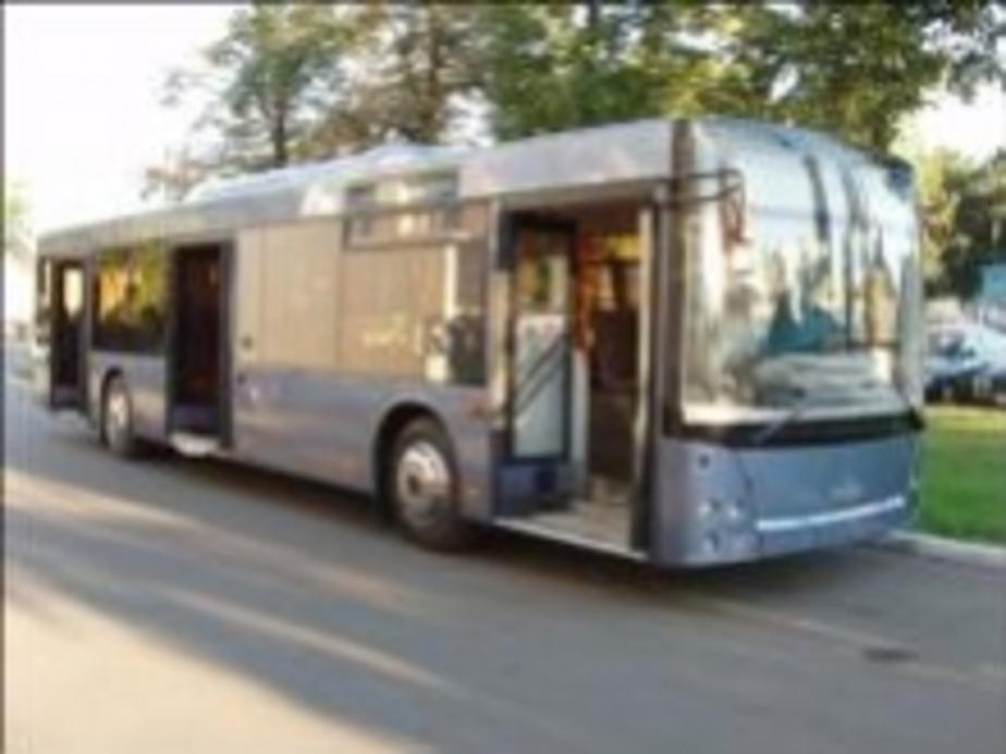 С апреля проезд в автобусах будет стоить 9 руб- 20 коп-- - Новости Калининграда