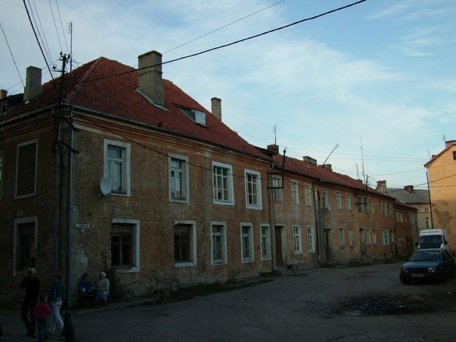 К 700-летию Правдинска в городе отремонтируют крыши и фасады - Новости Калининграда
