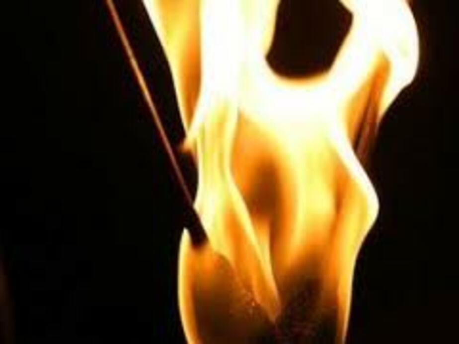 В пос- Прибрежном из-за горящей ветоши чуть не пострадал 40-летний хозяин квартиры - Новости Калининграда