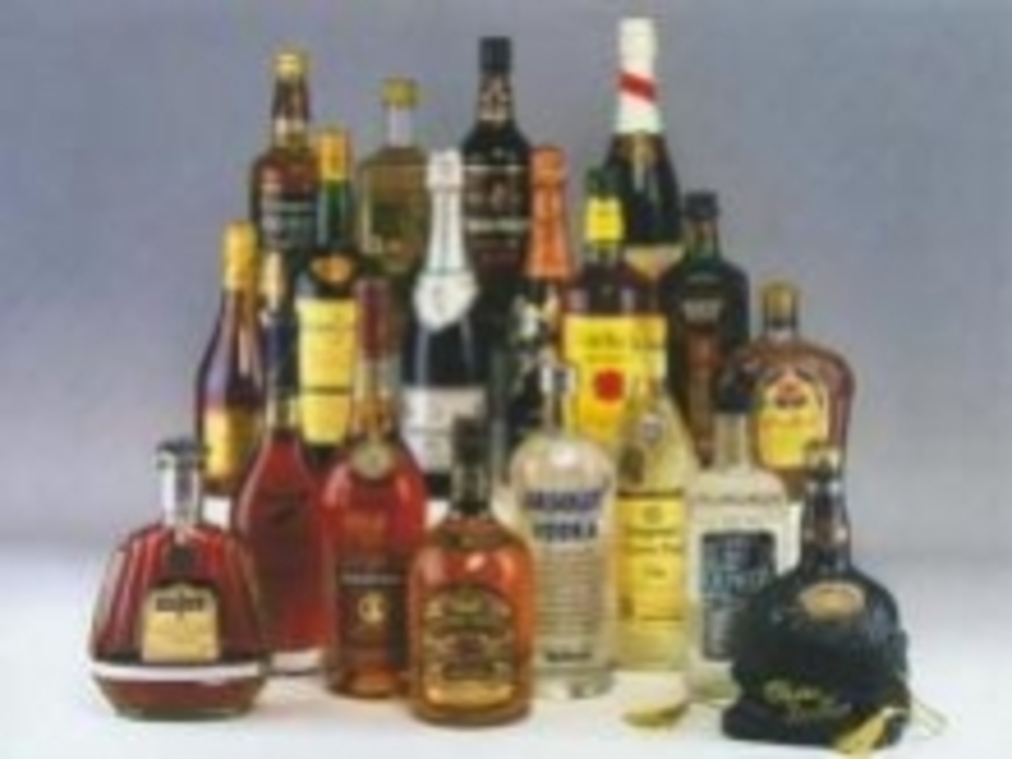 У моряка изъято 184 литра виски- вина и спирта - Новости Калининграда