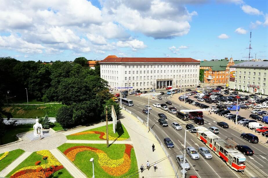 Университетский комплекс КГТУ открывает двери - Новости Калининграда