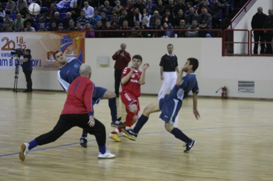 Россияне победили в первенстве Европы по футзалу - Новости Калининграда