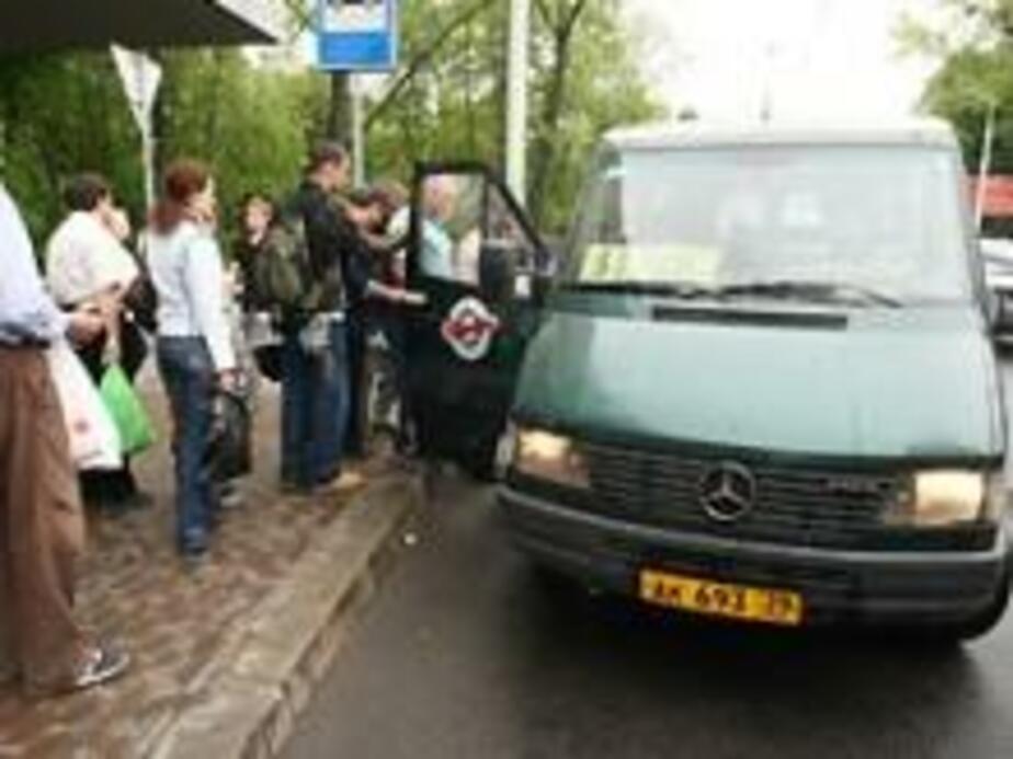 В Калининграде впервые могут наказать за провоз стоящих пассажиров - Новости Калининграда