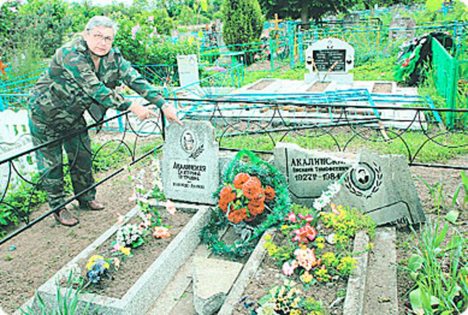 ШОК!  Разрушены сто могил - Новости Калининграда