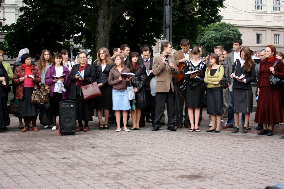 """-""""Свидетелям Иеговы-"""" не разрешили петь песни и проповедовать под Полесском - Новости Калининграда"""