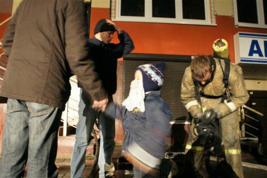 МЧС - о пожаре на Сельме- управляющая компания не обеспечила безопасность жильцов - Новости Калининграда