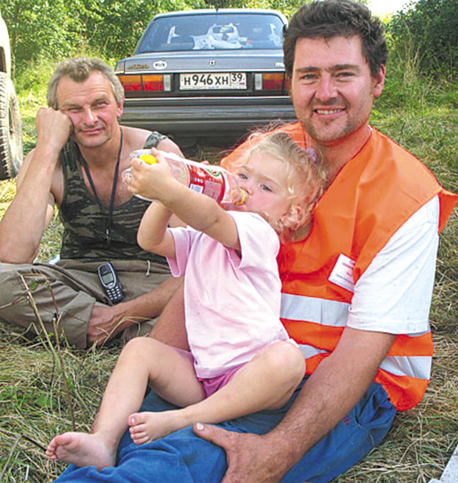 """Создателя клуба \""""Кёниг-трофи\"""" оставили умирать в искореженной машине - Новости Калининграда"""