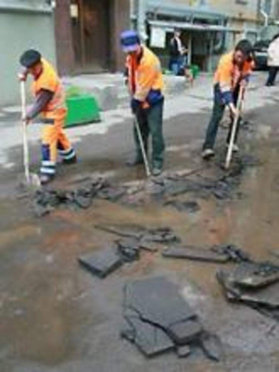 Какие придомовые территории отремонтируют в Калининграде - Новости Калининграда