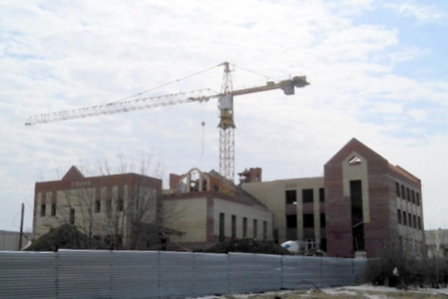 Для строительства школы в Гусеве будут искать другого подрядчика - Новости Калининграда