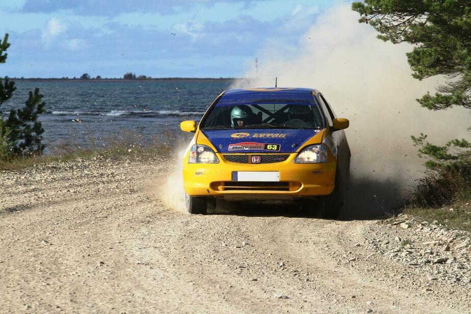 """Команда -""""Thomas Beton Racing-"""" стала вице-чемпионом Северной Европы 2011 г- - Новости Калининграда"""