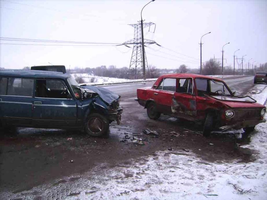 К полудню в области из-за гололеда произошло 20 ДТП - Новости Калининграда