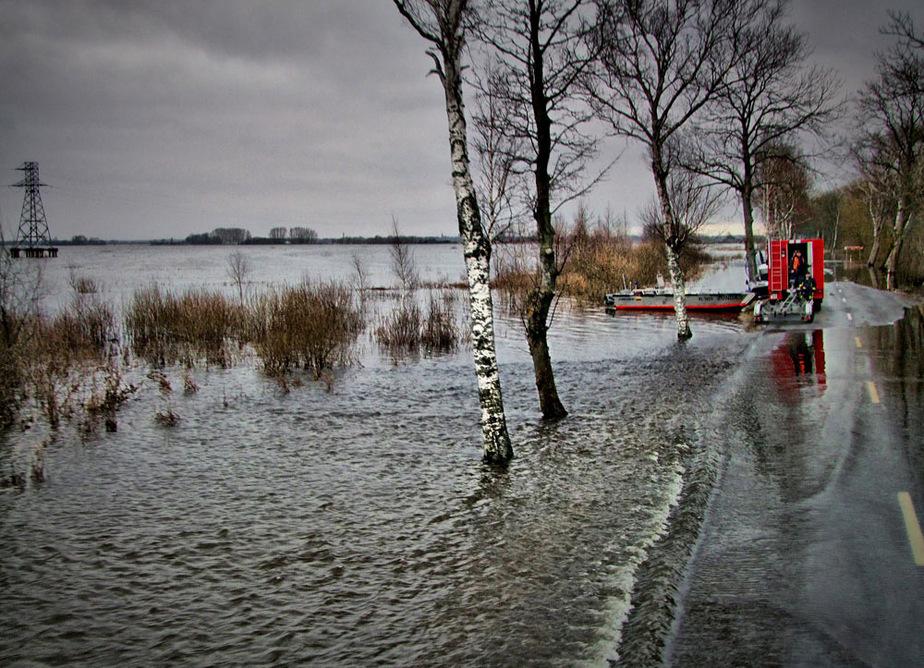 Весной сильнейшее наводнение затопит берега Куршского залива - Новости Калининграда