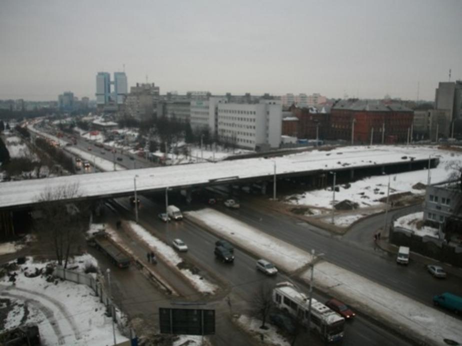В Калининграде открыто сообщение между улицей Фрунзе и Моспроспектом - Новости Калининграда