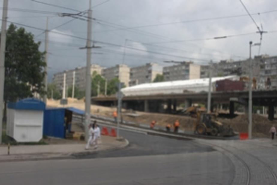 Горадминистрация- Вторую эстакаду достроят в декабре 2012 года - Новости Калининграда