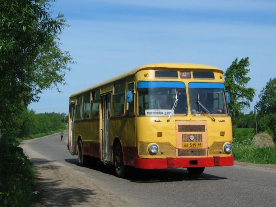 Жители пос-лка Рыбный остались без единственного автобуса - Новости Калининграда