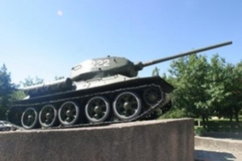 Возле Дома офицеров в Калининграде поставят танк Т-34 - Новости Калининграда